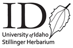 University of Idaho Stillinger Herbarium